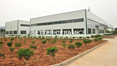 Κίνα WEIFANG BETTER CERAMICS CO.,LTD
